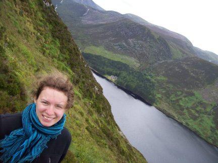 Pirmas mano apsilankymas Škotijoje ir kalnuose